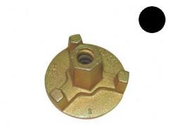 Гайка опалубочная D 90 мм черная Пионер опалубка