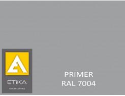 Грунт для порошковой краски Etika Tribo Сигнальный серый RAL 7004 полуглянцевый