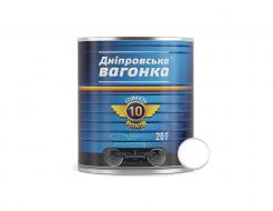 Эмаль ПФ 133 «Днепровская вагонка» белая