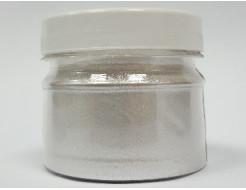 Перламутр PWS(163)/40-200 мк белое серебро Tricolor