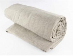 Одеяло льняное детское LinTex 110х140 чехол лен