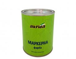 Краска интерьерная маркерная Akrida прозрачная - интернет-магазин tricolor.com.ua
