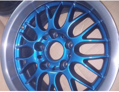 Перламутр PB(427)/10-60 мк синий Tricolor