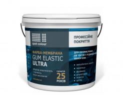 Краска резиновая Spot Colour Gum Elastic Ultra эластичная с эффектом мембраны белая