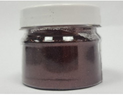 Глиттер GBROWN/0,2 мм (1/128) коричневый Tricolor - интернет-магазин tricolor.com.ua