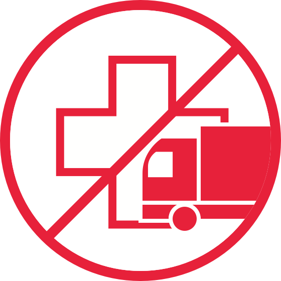 Xeni's Logistic is not affiliated with DocStop.