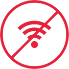 Absence de Hotspots Wifi Internet au E.S. Can Nadal (Secure Repsol).