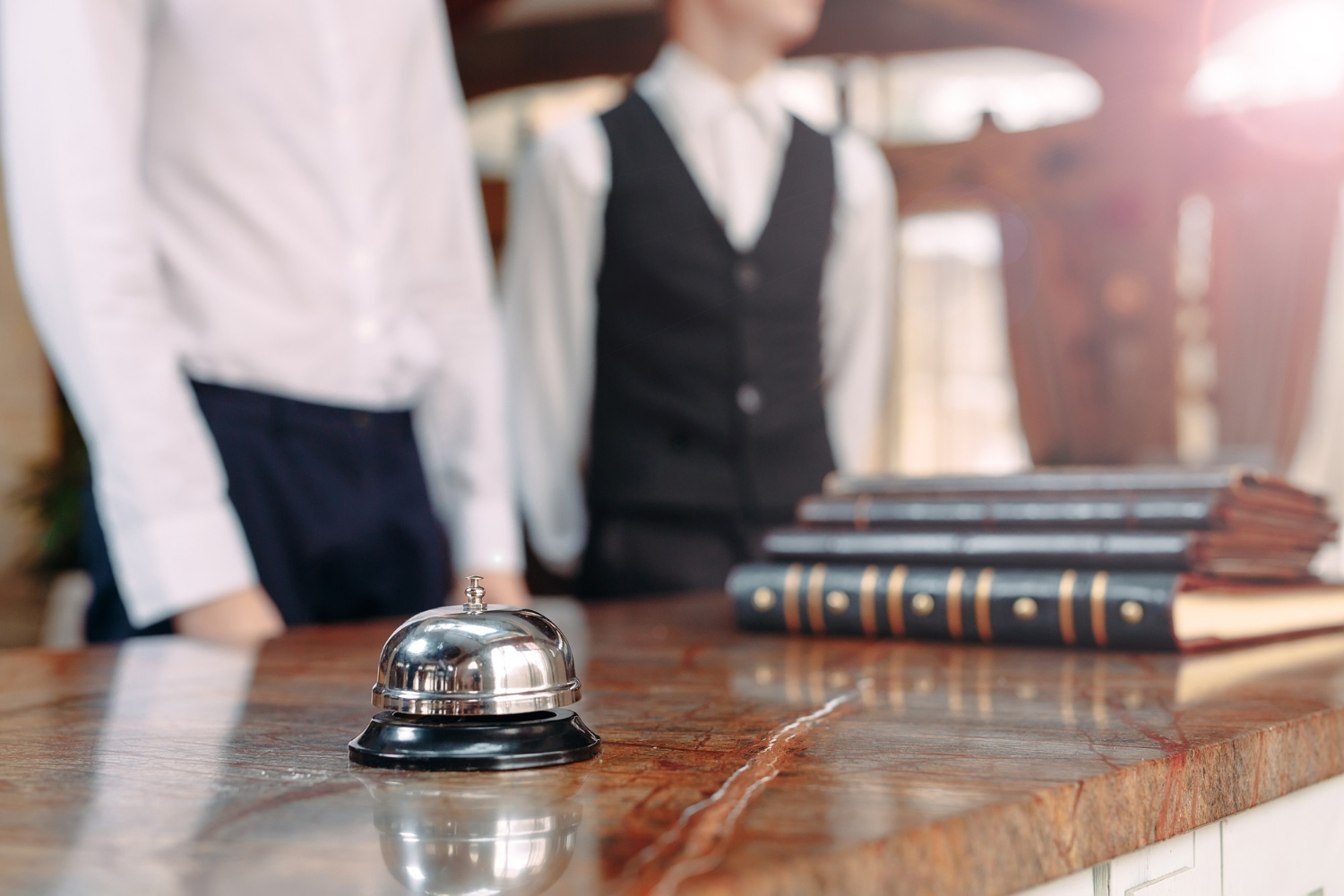 Hotel service bell concept hotel
