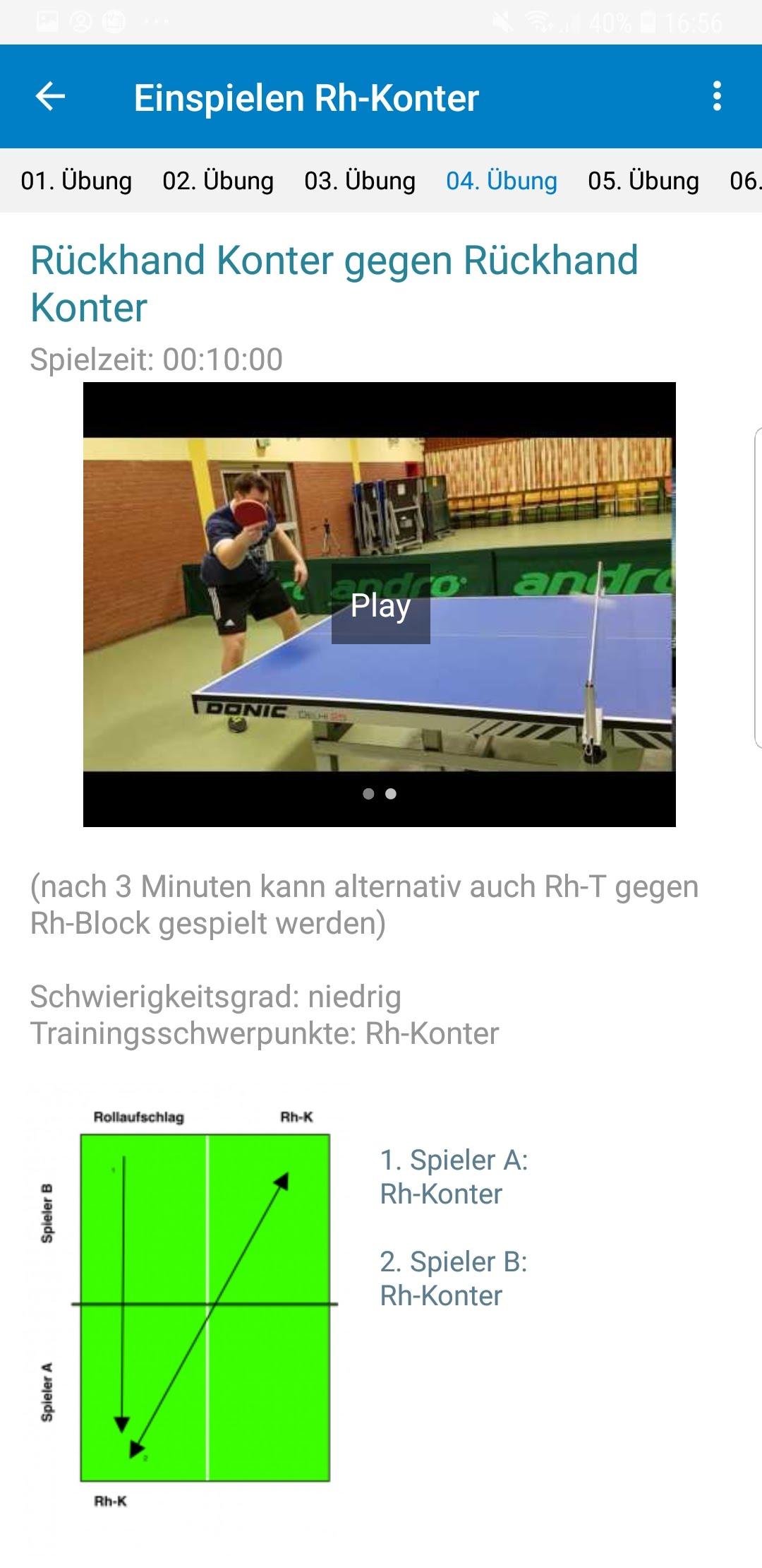 TT-Coach App Ünung 1