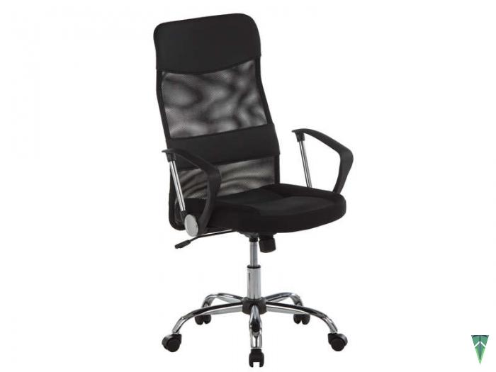 Donation fauteuil de bureau noir tuveuxtuviens