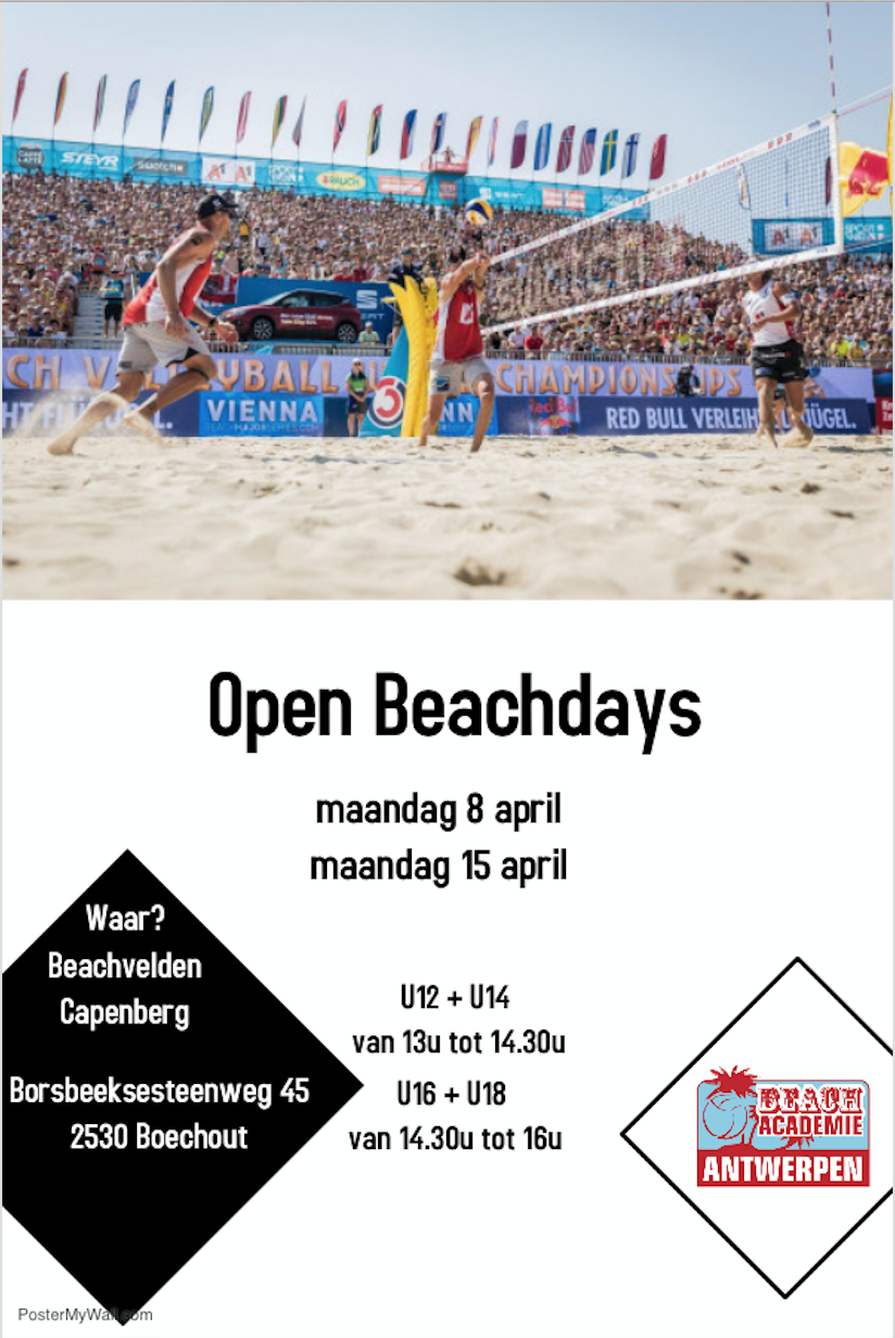 Open Beach Days 2019