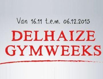 Delhaize Gymweeks