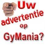 Uw reclame op GyMania?