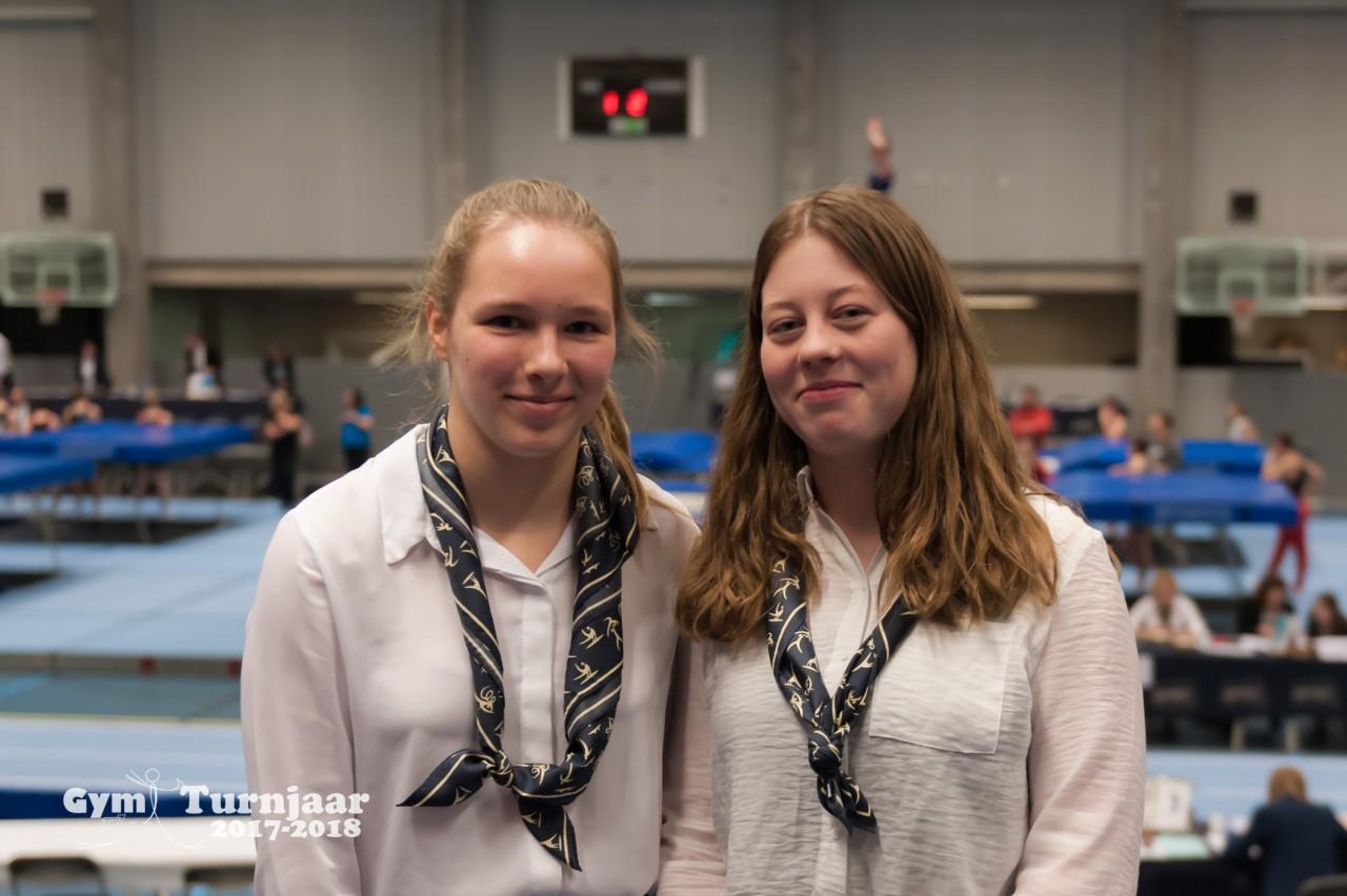 Hanne & Milina, nieuwe juryleden!