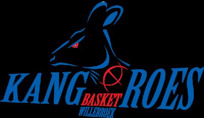 Logo Kangoeroes Basket!