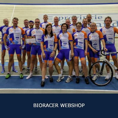 Bioracer webshop