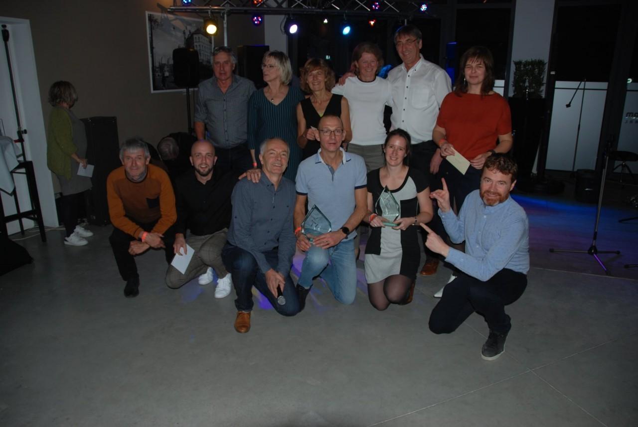 Winnaars loopcriterium 2019
