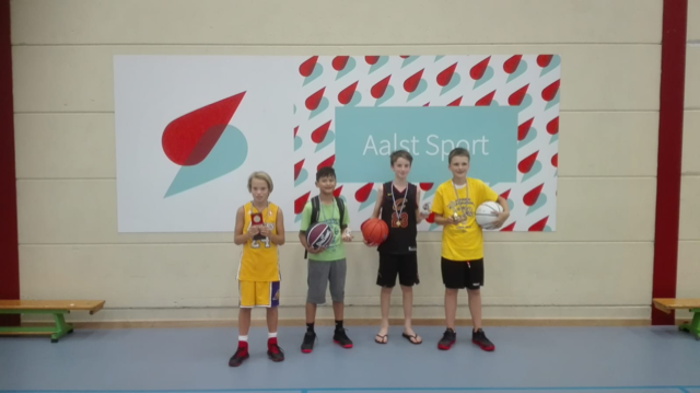 Winnaars 5 sterrenkamp