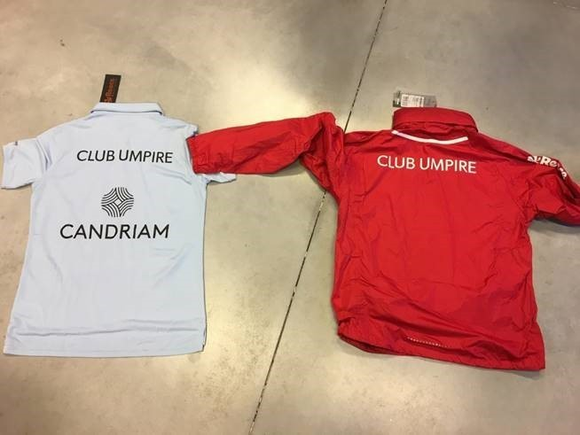 equipement club Umpire