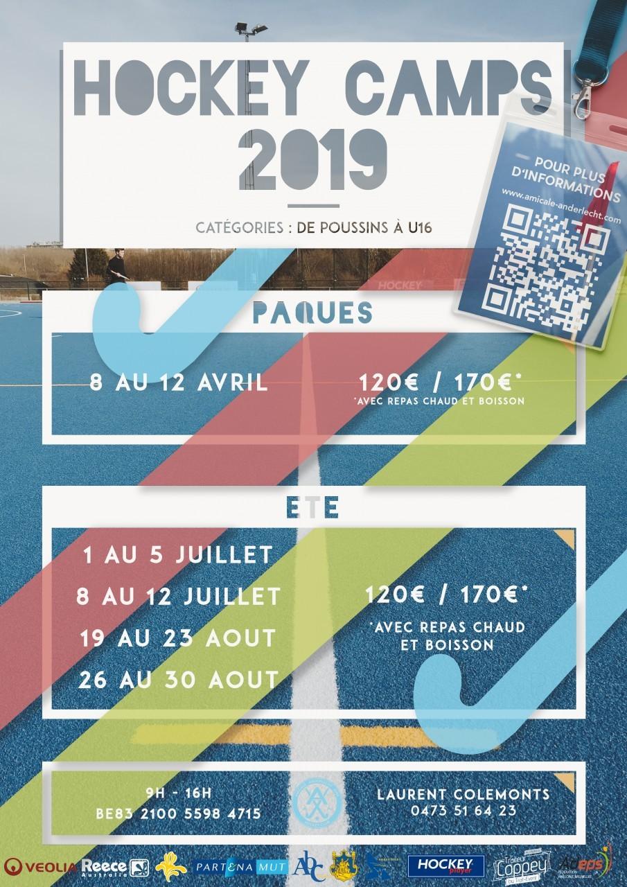 Affiche stage 2019
