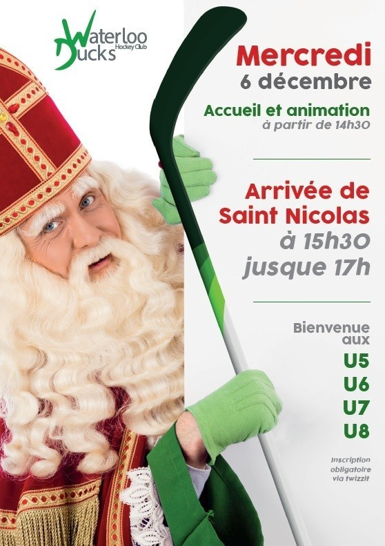 Visite de St-Nicolas