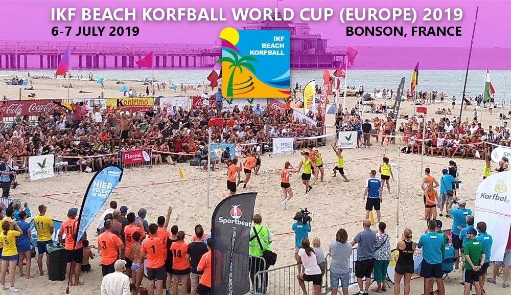 Beach Korfball Bonson