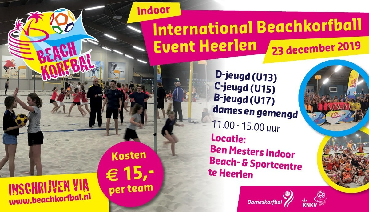 beachkorfbal heerlen