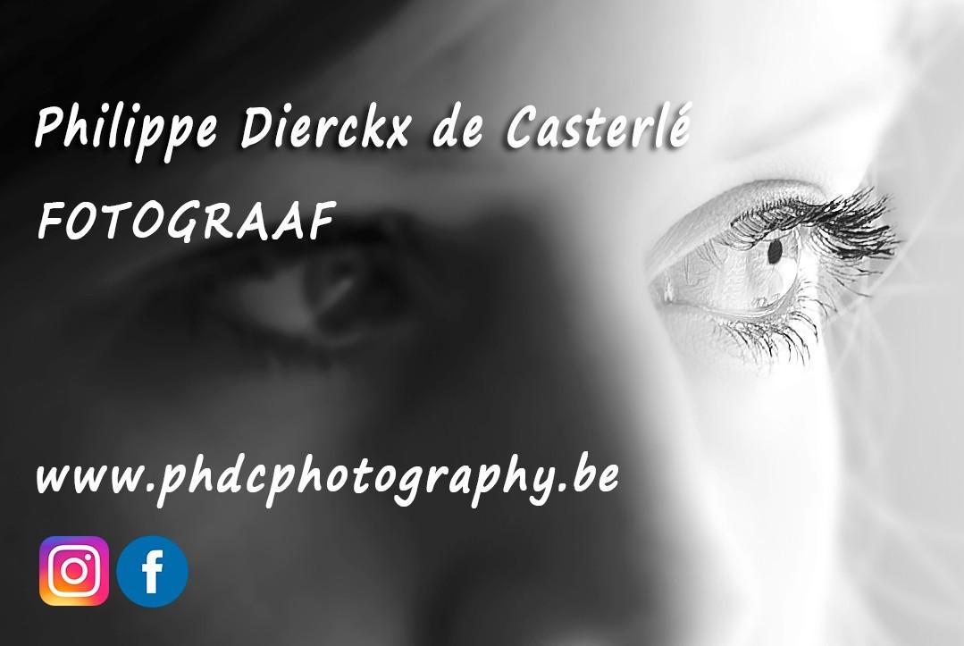 Logo fotograaf PhDC  PHOTOGRAPHY