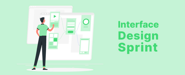 Interface design sprint