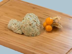 Vepřové sádlo se škvarky a bylinkami (250 g)
