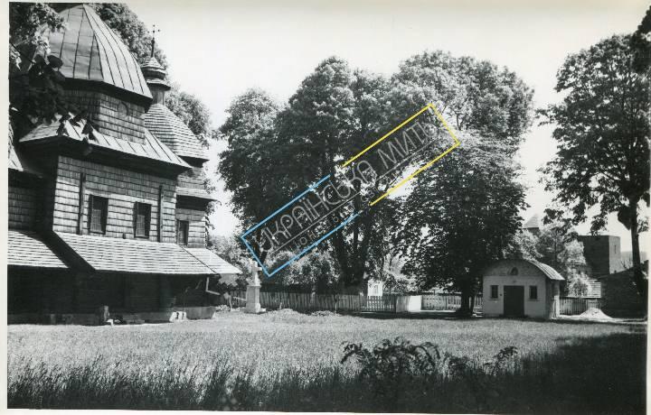 uamoment-gallery-Zhovkva-district--Krekhiv--wooden-church-1243 photo