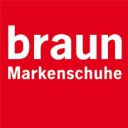 Braun Markenschuhe