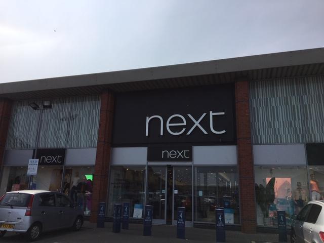 Next - Grimsby, Lincolnshire DN31 1GB - 03330 055739   ShowMeLocal.com