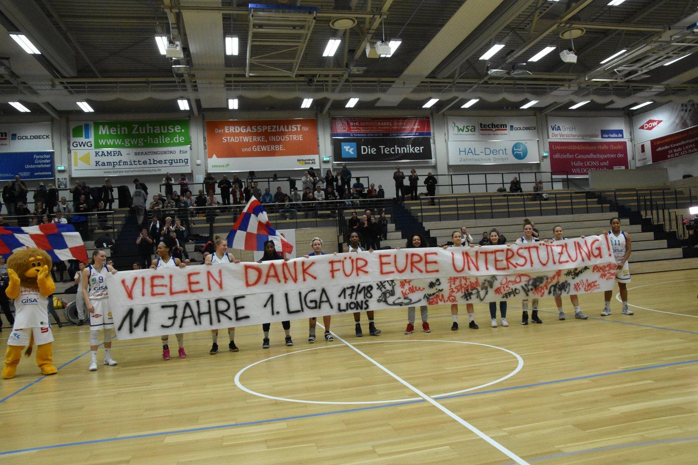 Halle Lions Basketball GmbH/ GiSA LIONS SV Halle