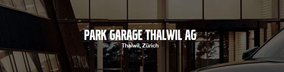 Park Garage Thalwil AG