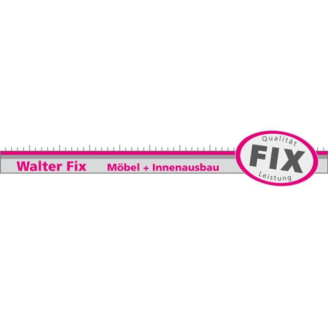 Walter Fix Schreinerei, Möbel + Innenausbau