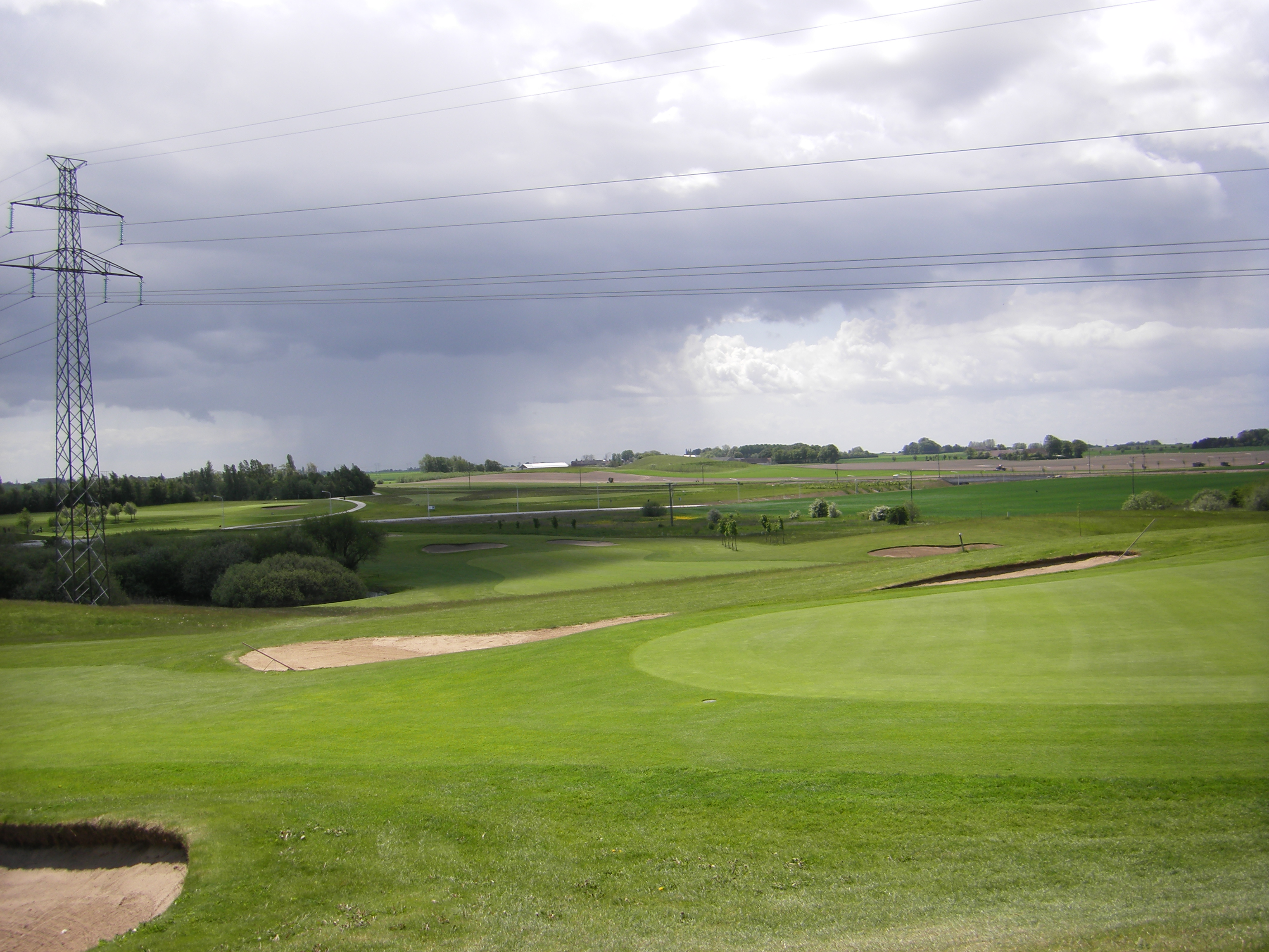 Hinton Golf Club - Sofiedal