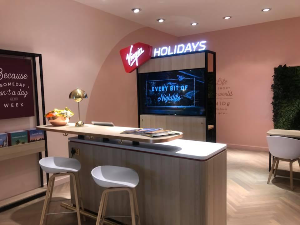 Virgin Holidays at Next, Camberley - Camberley, Surrey GU15 3XS - 03444 729005 | ShowMeLocal.com