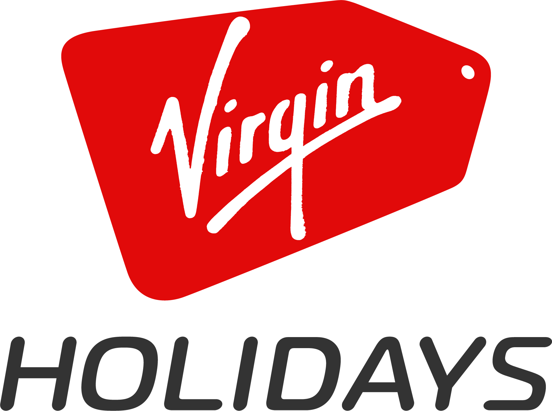Virgin Holidays at Next, Northampton Logo