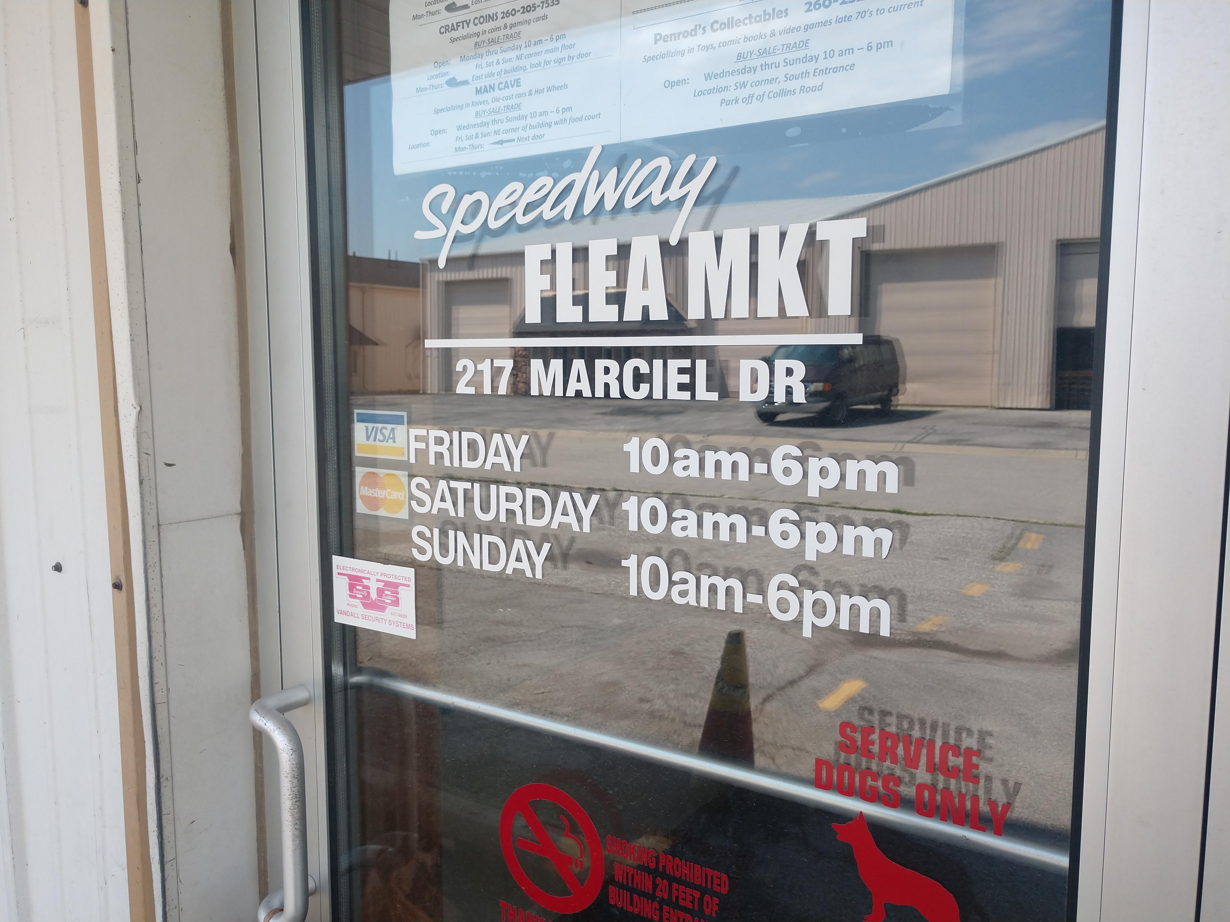 Speedway Flea Market