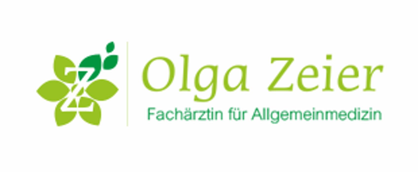 Logo von Zeier Olga Fachärztin für Allgemeinmedizin