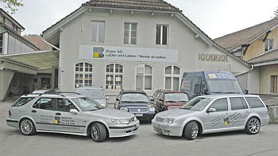 Bigler AG Lacke und Leime