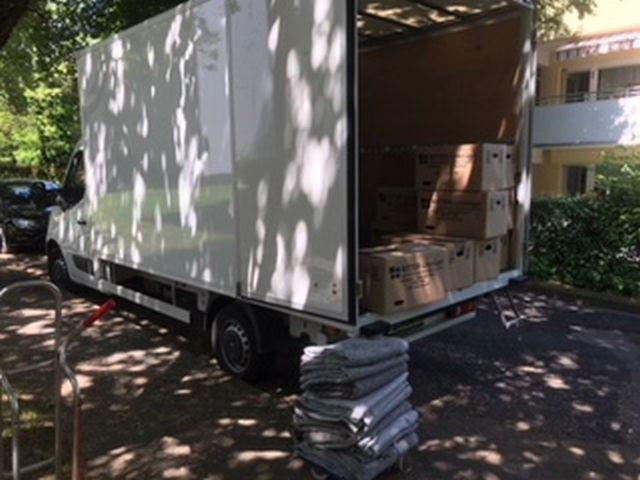 Ritter Umzüge GmbH internationale Möbeltransporte