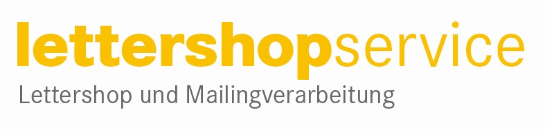 Lettershopservice