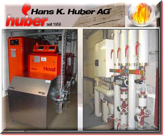 Huber Hans K. AG