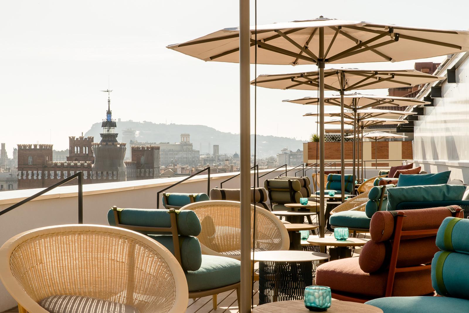 Hotel Motel One Barcelona-Ciutadella