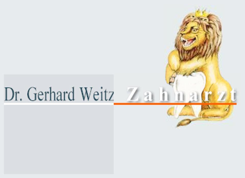 Bild zu Dr.med.dent. Gerhard Weitz - Alterszahnheilkunde in Bürstadt