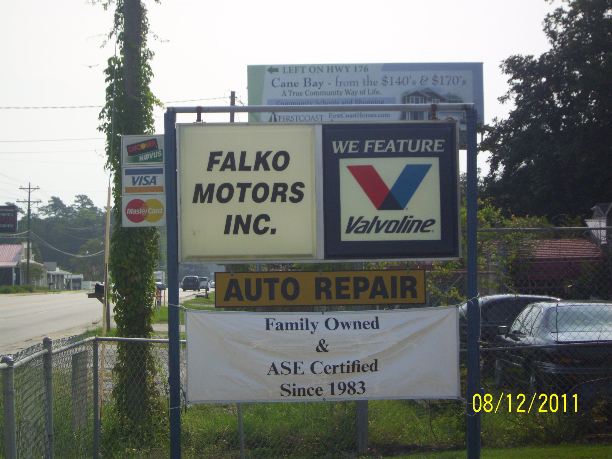 Falko Motors Inc.