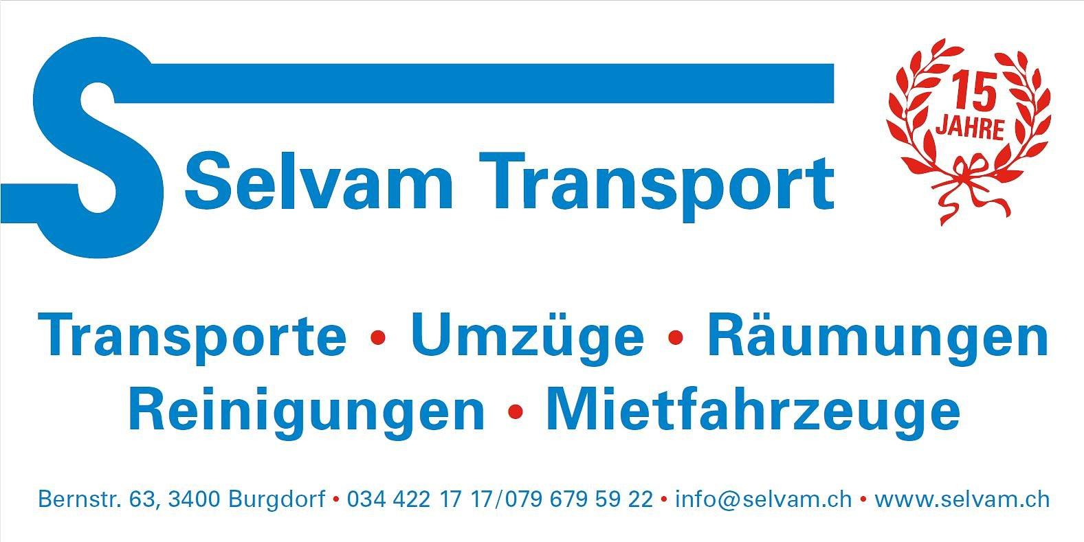 Selvam Mietauto GmbH