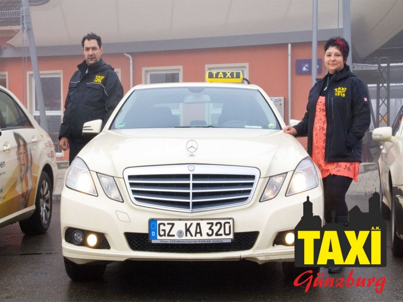 A.K. Taxi Günzburg